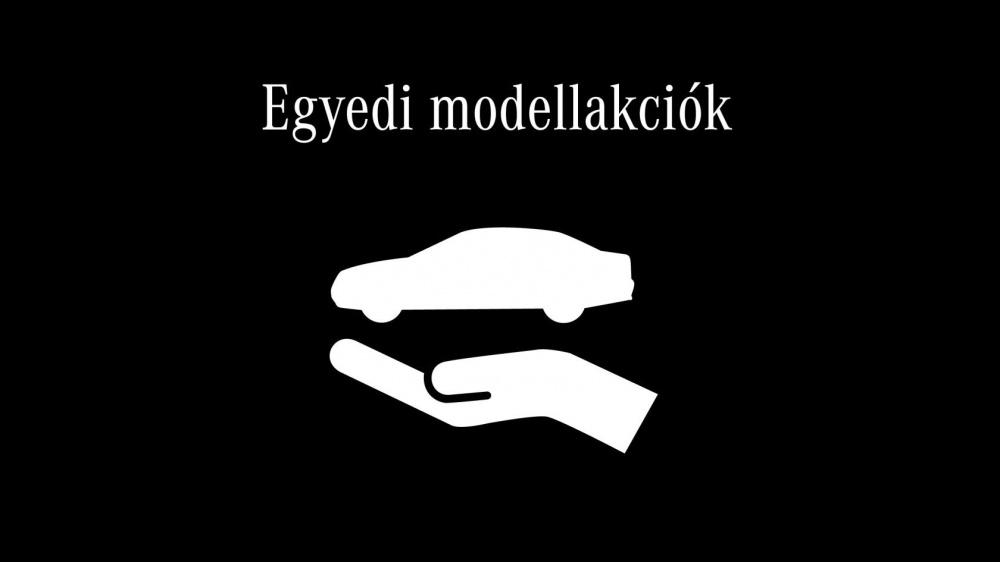 Egyedi modellajánlatok