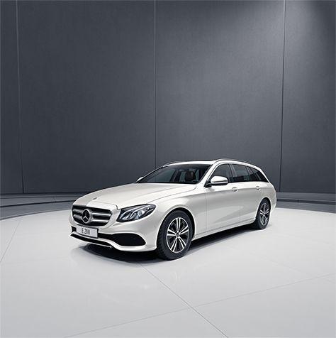 Mercedes-Benz E T-modell 200 EQ Boost