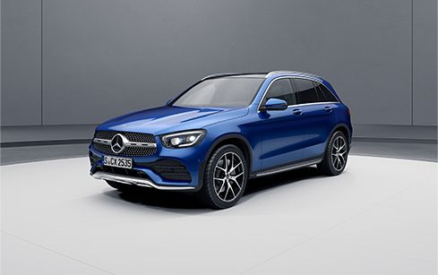Mercedes-Benz GLC 200 4MATIC EQ Boost