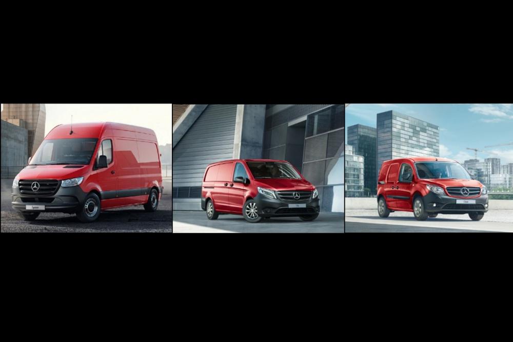 Mercedes-Benz GO transzporterek