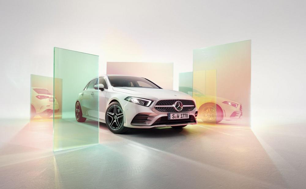 Mercedes-Benz tavaszi Börze