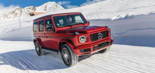 Mercedes-Benz téli szerelt kerék ajánlat