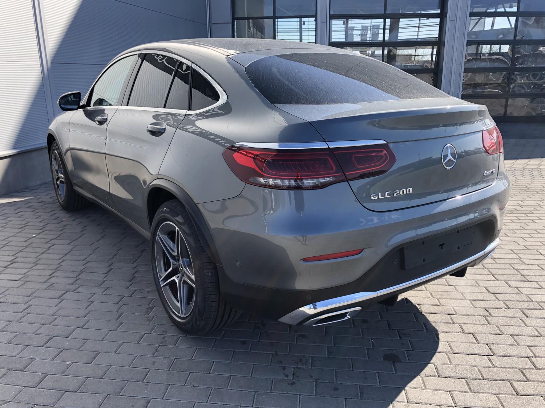 GLC 200 4MATIC Coupé EQ Boost - JP Autó / Mercedes-Benz, KIA, Suzuki márkakereskedés és szerviz